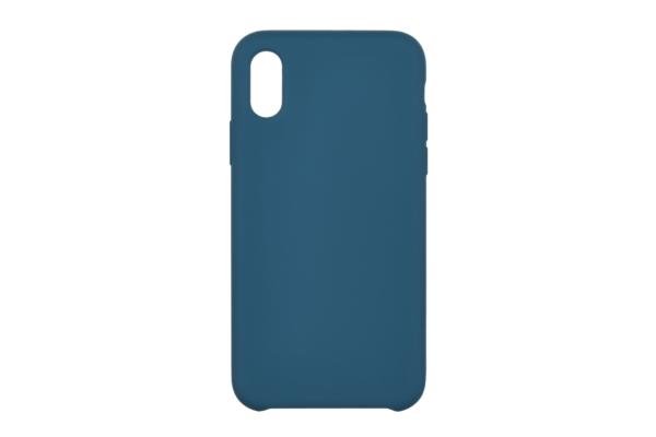 Чохол 2Е для Apple iPhone XS, Liquid Silicone, Starblue