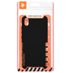 Чехол 2Е Basic для Xiaomi Redmi 7A, Soft feeling, Black