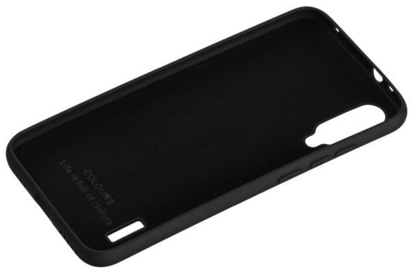 Чохол 2Е Basic для Xiaomi Mi A3, Soft feeling, Black