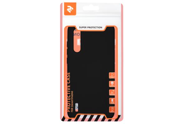 Чохол 2Е Basic для Xiaomi Mi 9 Lite, Soft feeling, Black