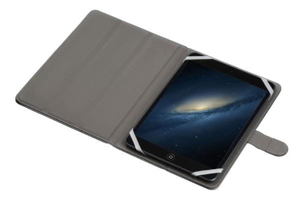 Чохол 2Е Basic універсальний для планшетів з діагоналлю 7-8″, Black