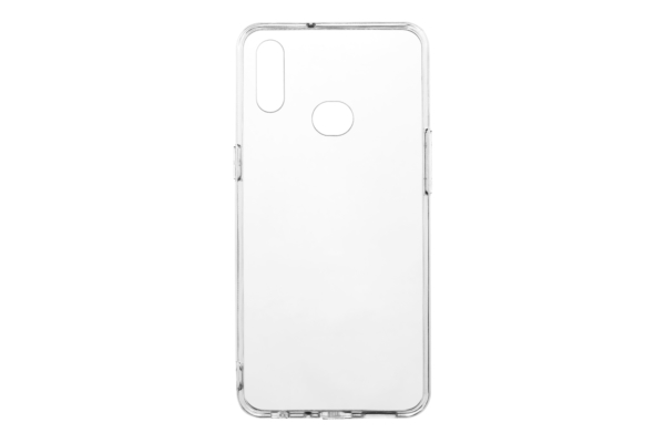 2Е Basic Case for Samsung Galaxy A10S (A107), Hybrid, Transparent