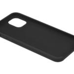 Чохол2ЕдляApple iPhone 11, Liquid Silicone, Black