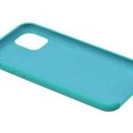 Чохол2ЕдляApple iPhone 11, Liquid Silicone, Dark Green