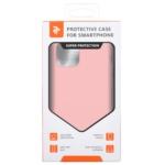 Чохол2ЕдляApple iPhone 11, Liquid Silicone, Pink