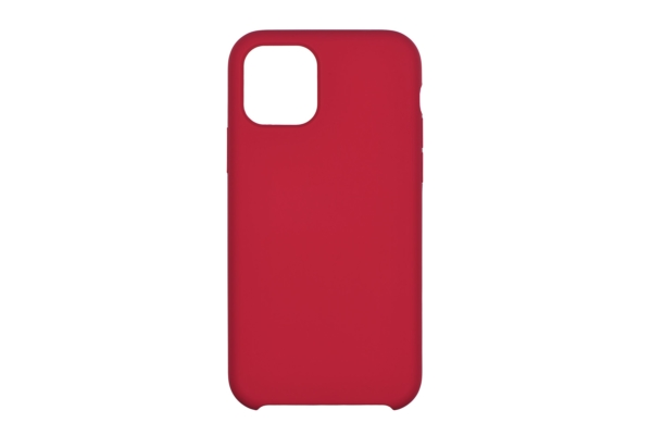 Чохол2ЕдляApple iPhone 11, Liquid Silicone, Red