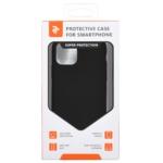 Чохол2ЕдляApple iPhone 11 Pro Max, Liquid Silicone, Black