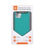 Чохол2ЕдляApple iPhone 11 Pro Max, Liquid Silicone, Dark Green