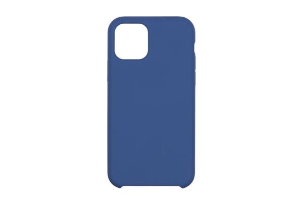 Чохол2ЕдляApple iPhone 11 Pro Max, Liquid Silicone, Navy