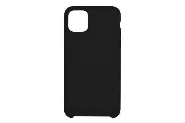 Чохол2ЕдляApple iPhone 11 Pro, Liquid Silicone, Black