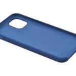 Чохол2ЕдляApple iPhone 11 Pro, Liquid Silicone, Navy