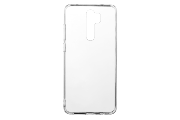 2Е Basic Case for Xiaomi Redmi Note 8 Pro, Hybrid, Transparent