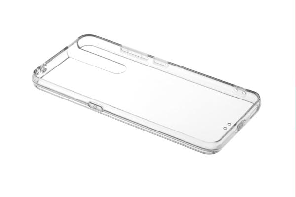 Чохол2ЕBasicдляVIVO V15 Pro, Hybrid, Transparent