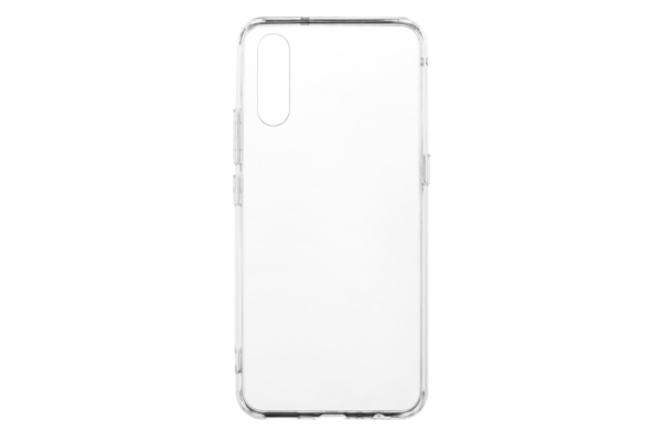 2Е Basic Case for VIVO V17 Neo, Hybrid, Transparent