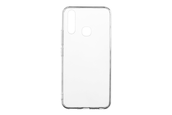 2Е Basic Case for VIVO Y15/Y17, Hybrid, Transparent