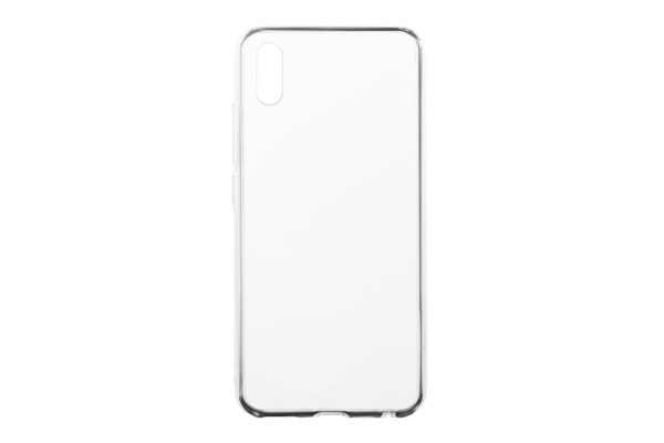 2Е Basic Case for VIVO Y91C, Hybrid, Transparent