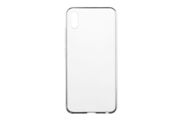 2Е Basic Case for VIVO Y93, Hybrid, Transparent