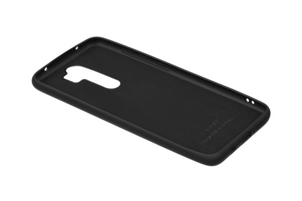 Чохол2ЕBasicдляXiaomi Redmi Note 8 Pro, Soft feeling, Black