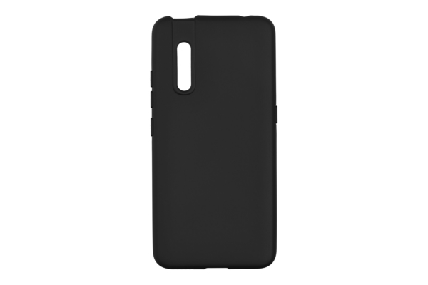 2Е Basic Case for VIVO V15 Pro, Soft feeling, Black