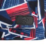 Рюкзак для ноутбука 2E BPT6114RB, TeensPack Absrtraction, Red/Blue