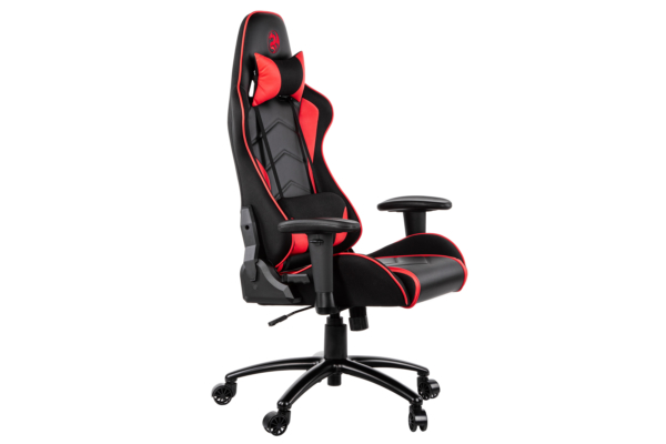 Ігрове крісло 2E Gaming GC25 Black/Red