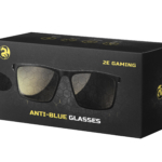 Gaming glasses 2Е Gaming Anti-Blue Glasses Black-Yellow