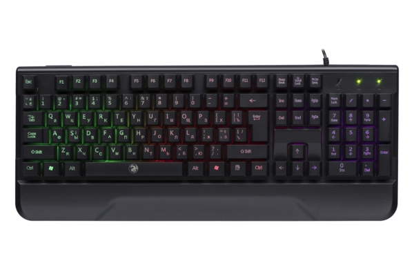 Keyboard 2E Gaming KG310 LED USB Black
