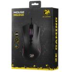Миша ігрова 2E Gaming MG340 Black