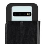 Чохол 2E Eco Leather універсальний для смартфонів з діагоналлю 4.5-5″, Black