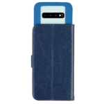 Чохол 2E Eco Leather універсальний для смартфонів з діагоналлю 5.5-6″, Navy