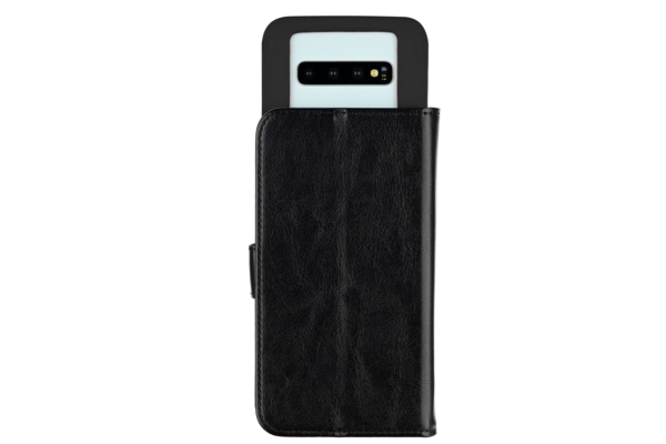 2E Eco Leather Universal Case for smartphones up to 6-6.5″, Black