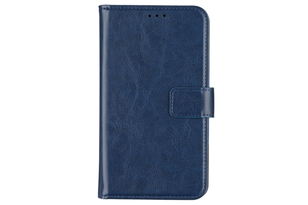 2E Eco Leather Universal Case for smartphones up to 6-6.5″, Navy