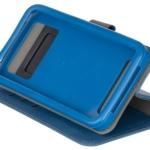 Чохол 2E Silk Touch універсальний для смартфонів з діагоналлю 6-6.5″, Denim blue