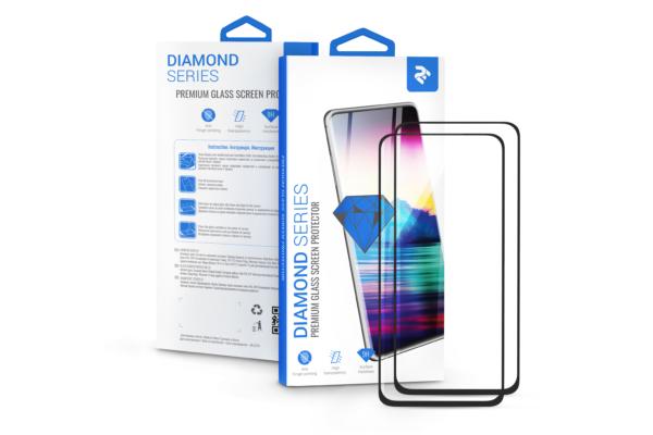 Комплект 2 в 1 захисне скло 2E для Xiaomi Redmi K30, 2.5D FCFG, Black