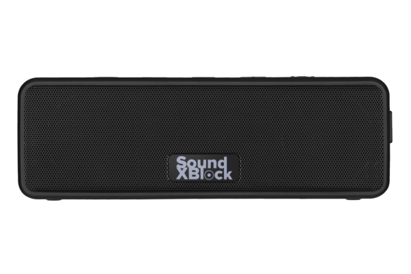 Акустична система 2E SoundXBlock TWS, MP3, Wireless, Waterproof Black