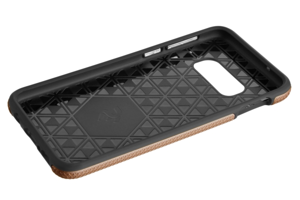 Чехол 2Е для Samsung Galaxy S10e, Triangle, Gold