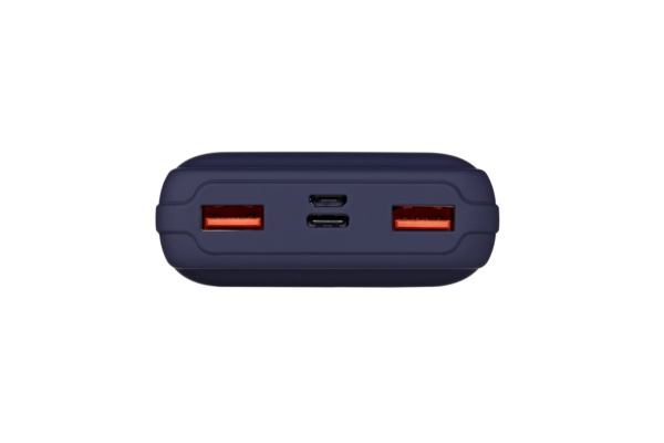 Power Bank 2E 20000 мАг PD Quick Charge Dark Blue