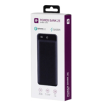 Power Bank 2E 20000 мАг PD Quick Charge Black