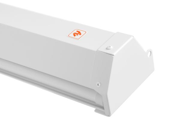 Eкран підвісний автономний моторизований 2E, 4:3, 98″, (2×1.5 м)