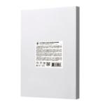 Плівка для ламінування 2E A4, матова поверхня, 75 мкм, 100 шт