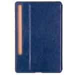 Чохол 2Е Basic для Samsung Galaxy Tab S6, Retro, Navy