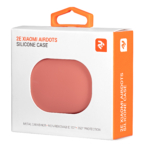 Чохол 2Е для Xiaomi AirDots, Pure Color Silicone (1.5mm), Light pink