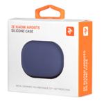 Чохол 2Е для Xiaomi AirDots, Pure Color Silicone (1.5mm), Lavender