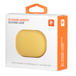 Чохол 2Е для Xiaomi AirDots, Pure Color Silicone (1.5mm), Yellow