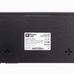 Комутатор 2E PowerLink SP402F 6xFE (4x FE PoE, 2xFE Uplink, 65W), некерований