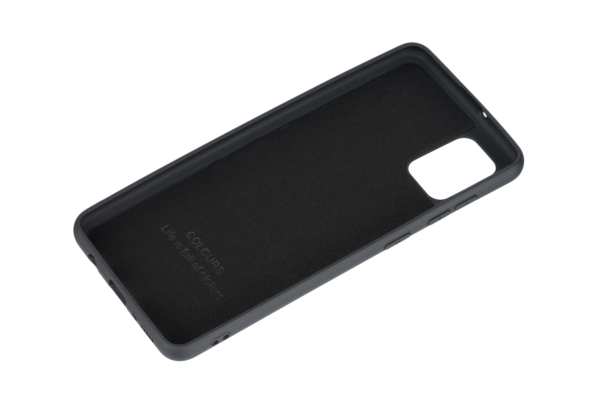 Чохол 2Е Basic для Samsung Galaxy A31, Soft feeling, Black