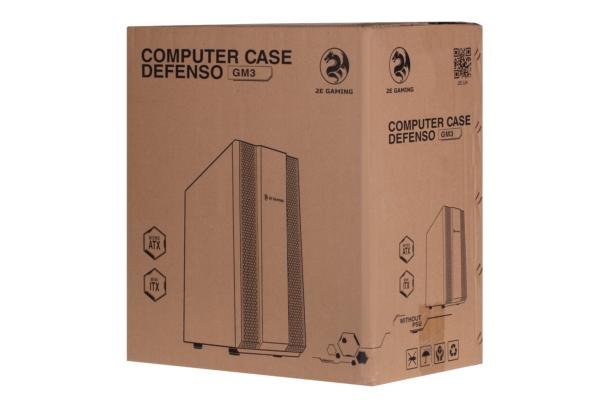 Корпус 2E Gaming DEFENSO (GM3)