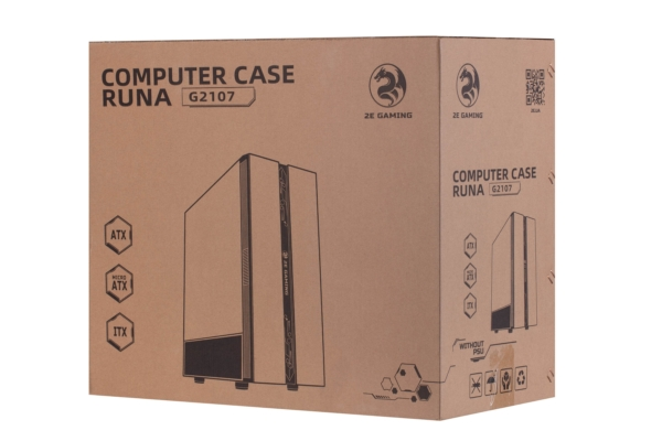 Корпус 2E Gaming RUNA (G2107)