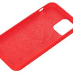 Чохол 2Е для Apple iPhone 12 (5.4″), Liquid Silicone, Red