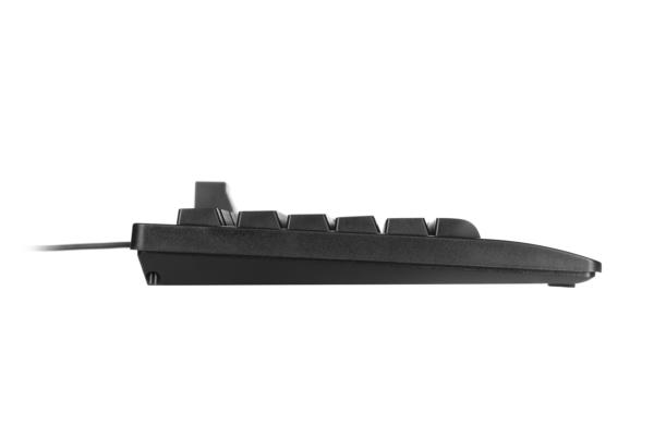 Клавіатура 2E KС 1030 Smart Card USB Black